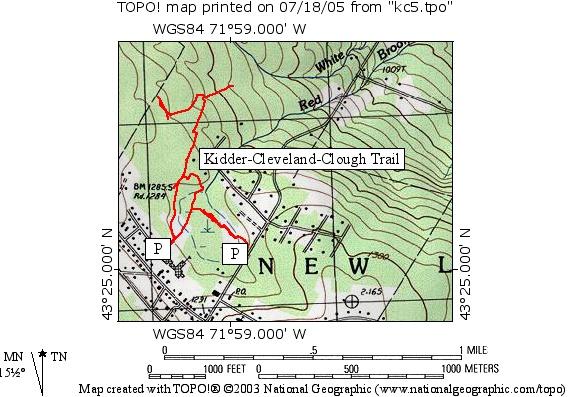 Kidder cleveland clough trail elevation information publicscrutiny Choice Image